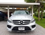 2017 Mercedes-Benz GLE500 e 4MATIC SUV