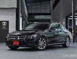2019 Mercedes-Benz E350 2.0 e Avantgarde รถเก๋ง 4 ประตู