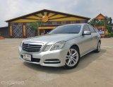 2012 Mercedes-Benz E250 CGI Elegance รถเก๋ง 4 ประตู