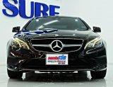 2013 Mercedes benz E200 Coupe Sport W207