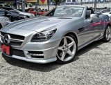 Mercedes Benz SLK 200 AMG Dynamic  ปี 2016