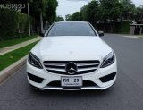 Mercedes Benz C350e Avantgarde ปี2017