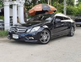 MERCEDES-BENZ     E250 CDI Coupe  [ AMG ]    ( W207 )  5G Tronic