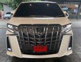 2020 Toyota ALPHARD 2.5 S C-Package รถตู้/MPV