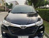 ขายรถ Toyota Avanza 1.5 G ปี 2016  สีดำ
