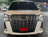2020 Toyota ALPHARD 2.5 S รถตู้