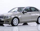 2011 Mercedes-Benz C200 CGI Avantgarde รถเก๋ง 4 ประตู