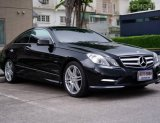 Benz E200 Coupe AMG ปี 2012