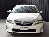 2012 Toyota CAMRY 2.5 Hybrid รถเก๋ง 4 ประตู
