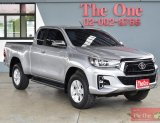 Toyota Hilux Revo 2.4 SMARTCAB Prerunner E Plus Pickup AT ปี 2019