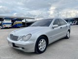 2003 Mercedes-Benz C200 Kompressor รถเก๋ง 4 ประตู