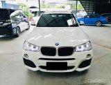2017 BMW X3 20d M Sport เครื่องB47