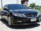 2013 Honda ACCORD 2.4 TECH รถเก๋ง 4 ประตู
