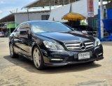 2012 Mercedes-Benz E200 AMG  Dynamic รถเก๋ง 2 ประตู