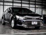 2016 Toyota CAMRY 2.0 G รถเก๋ง 4 ประตู