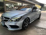 Mercedes Benz E200 Coupe AMG Sport Plus ปี 2013
