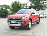 2014 FORD RANGER DOUBLE CAB 2.2 WILD TRAK.2WD. AT#ไมค์9หมื่น