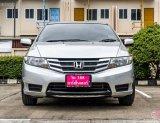 2014 Honda CITY 1.5 S i-VTEC รถเก๋ง 4 ประตู