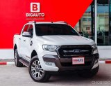 2018 Ford Ranger 2.2 DOUBLE CAB (ปี 15-18) Hi-Rider WildTrak Pickup AT