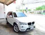 BMW X3 (F25) xDrive 20D Highline 8AT ปี 2013