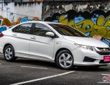 2016 Honda CITY 1.5 V รถเก๋ง 4 ประตู