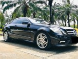 2012 Mercedes-Benz E200 AMG Sport Coupe สภาพสวย ออพชั่นแน่น ไมล์ 9x,xxx km.