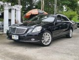 2010 Mercedes-Benz E250 CGI Blue EFFICIENCY รถเก๋ง 4 ประตู