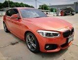 ขายด่วน รถใช้น้อยมากๆ 2016 BMW 118i F20 M Sport Hatchback