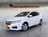 Honda City 1.5 V เกียร์ AT ปี59/16 ราคา 425,000 บาท