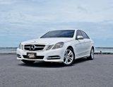 📌Mercedes-Benz E250 CGI BE 1.8 AT สีขาว เกียร์อัตโนมัติ ปี 2011