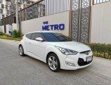 2013 Hyundai Veloster 1.6 Sport Turbo รถเก๋ง 2 ประตู