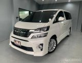#Toyota #Vellfire 2.4v ZG ปี2014 ตัวTop
