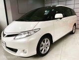 2012 Toyota ESTIMA 2.4 G รถตู้/MPV