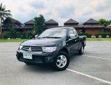 2013 Mitsubishi TRITON 2.4 GLX รถกระบะ