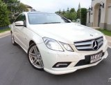BENZ E250 CDI COUPE AT ปี 2012 (รหัส RCE25012)