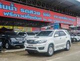 ขายรถ Toyota Fortuner 3.0V 4WD ปี 2013