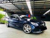 2015 Mercedes-Benz C300 Blue TEC HYBRID AMG สภาพสวยจัด ไมล์ 6x,xxx km.