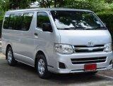 Toyota Hiace 2.5 ตัวเตี้ย (ปี 2012 ) D4D Van MT