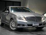 2010 Mercedes-Benz E200 Elegance รถศูนย์ ไมล์ 140,000 km.