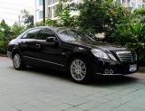 ขายรถ Mercedes-Benz E200 CGI ปี2011 รถเก๋ง 4 ประตู
