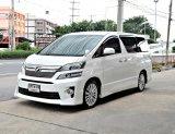 ขายรถ Toyota VELLFIRE 2.4 ZG EDITION ปี2013 รถตู้/MPV