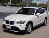 เครื่องดีเชล BMW X1 sDrive 20d Highline E84 ปี12 รถบ้านสวยมือเดียวขับดีตัวรถสวยไม่ชน