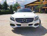 Mercedes Benz C350e Amg ปี17จด18