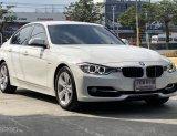 2014 BMW 320i Sport F30 สภาพป้ายแดง ไมล์น้อย 79,xxx km.