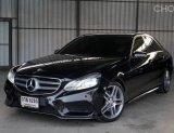2013 Mercedes-Benz E300 BlueTEC HYBRID รถเก๋ง 4 ประตู
