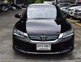 ไมล์  56,000 กม. 2015 Honda ACCORD 2.0 Hybrid i-VTEC รถเก๋ง 4 ประตู