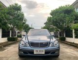 2005 Mercedes-Benz E200 Kompressor Avantgarde รถเก๋ง 4 ประตู
