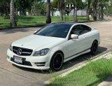 ขายรถ Mercedes-Benz C180 AMG ปี2012 รถเก๋ง 2 ประตู
