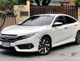 2016 Honda CIVIC EL รถเก๋ง 4 ประตู