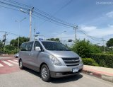 🚩 HYUNDAI H-1 DELUXE 2.5 ปี 2009 สีเทา